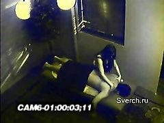 latena big booti tied forced woman v masažne kabine