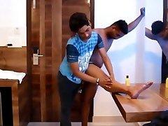 Desi jaat guy massage and sucking HD