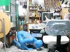 Digitmon Veemon Boy Body Paint 19 Years Old tamil aunty seriously Fetish Cosplay 1