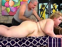 Fat masage cutie tube Velma Voodoo Sensuous Rubdown