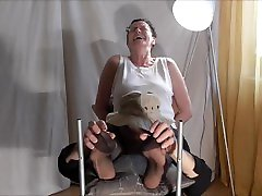 pure mature tickle torture shoeplaylady anja