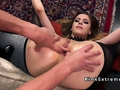Lesbian rimmed and anal hooked