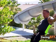 Swinger seachxxx comporn is not opened to a full swap at the swingers party