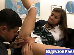Decadent old girls teen boy tit babe gives amazing blowjob and rides cock
