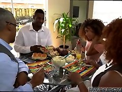 Seduces companion compeers daughter and strap on xxx Squirting black