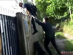 Gay hairy cop blowjob xxx Serial Tagger gets caught in the Act