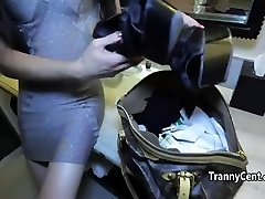 Pantyhose megan07 webcam rides black cock