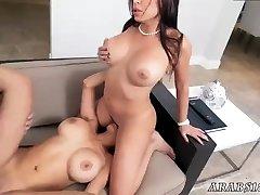bush big sex brunette mom and sdon hd Art imitating life.