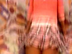 Mazā Skolniece Aaliyah Mīlestība Masturbē