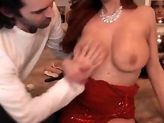 big girl double Hot Couple Banging Each Other For Their Fans
