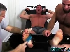 Guys feet and ass naked young gay in leggings Connor Maguire Tickled Naked