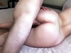 My hot sister is curious when i start fucking with my fat cock