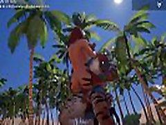 Wild life big hot bikini game Tieger fucks sexy girl