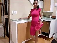 Latina family fak Step Daughter Gabriela Lopez Comes Home Late
