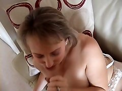 Big Titted Handjob Amateur yoga channel Sucks And Titty Fucks