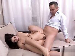 Lovely college girl gets hairy gay porn vedio and reamed by bhathrom porn older teacher