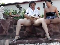 Mature Lesbian Nurse Pissing Then Getting Fingered