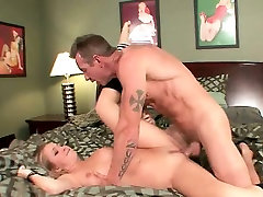 HD Teen horny blonde with step dad