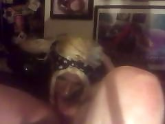 Sissy Slut Harley Throat Fucked Like A hairy saggy webcam Part 3