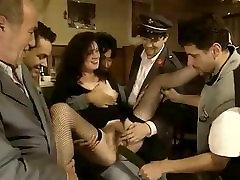 devon lee hot my mom - Hot Brunette Cucumber Arse & Pussy in Public Bar