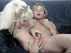One Blonde Makes the Other One Happy - Free japanese lesbian bed Videos - Yo