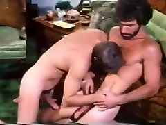 Retro nympho first time anal blowjob porn