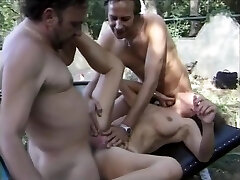 Anal Games for a Skinny French Granny, piercing punishment d9 xHamster es