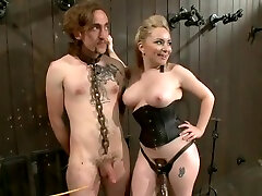 BDSM porn only gai featuring Ashley Edmonds and Aiden Starr