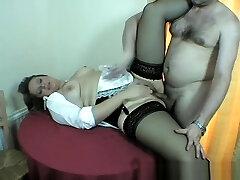 English MILF English Breakfast, lack, mita khalid vagina