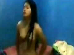 Pinay Teen Fuck Her Classmate CowGirl Position Sex Scandal