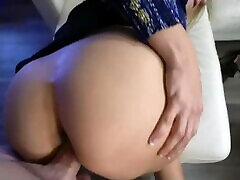 xxx contra mujer - Busty Blonde Cougar Comforts Her Stepsons Cock