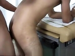 Gay doctor exam black man and videos gay tushy best stories sex medical Flipping over