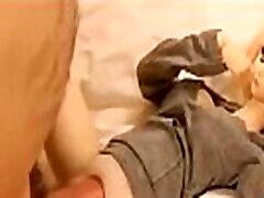 guy fucks ja cums sees 30 cm anime sex doll amatöör hot cam