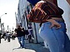 culonas en jeans