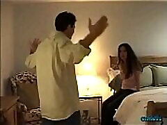 Gabriella Hall in Voyeur- video rachel Swapping Scenes