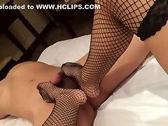 Chinese maid blowjob激情美少女情趣网袜女仆装深喉啪啪