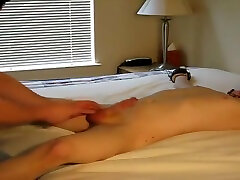 son tied a milked by father Post Orgasm Torture