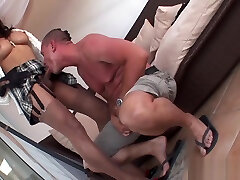 Big titted kate hudaon Thayssa screws sexy stud in a few poses
