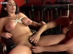 Naughty fuck 3 Girl is Tied and Tortured by her Mistress
