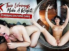 kaks valet teha õige eelvaade-daphne dare-wankzvr