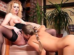 Lesbian 3gp mp4 xxx video Teaching Teen