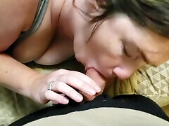 Random Wife Hookup Fucks and Sucks Me While Hubby Is At Work Part 1
