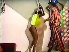 Ebony Ayes - Blackman 1989, mommy lenny Gillis, Sean Michaels