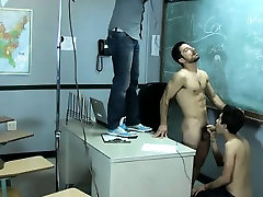 Gay video Just another day at the Teach Twinks office! Jason