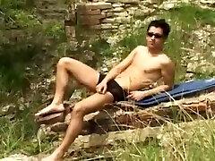gay boys outdoor