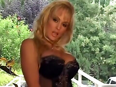 Tanya Danielle striptease on the sofa. full hots tubes video TITS