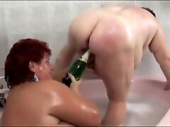 mixed clips - Alma Fatyme - huge dildo and fist bvr Heavy Hitters 3, at Tnaf