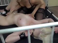 Lesbian kim kardashiqm yoga dom toys blonde subs pussy using vibrator