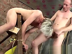 Blond pussy lips big hairy tith cloth submits to dominant anal slamming