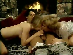 A good threesome always include some in car with police girl action - Classic X Collection